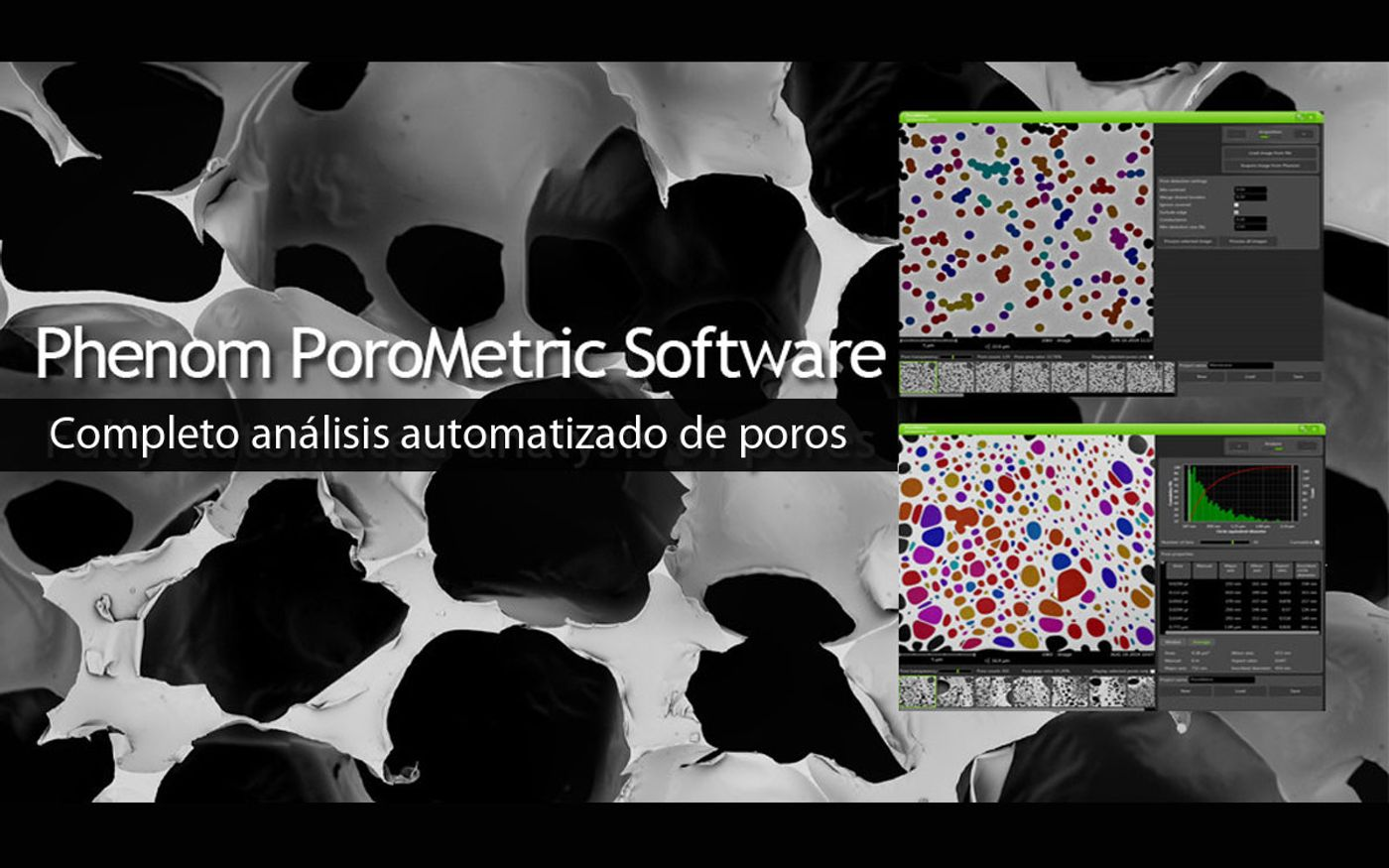 Nuevo Software Porometric de PhenomWorld